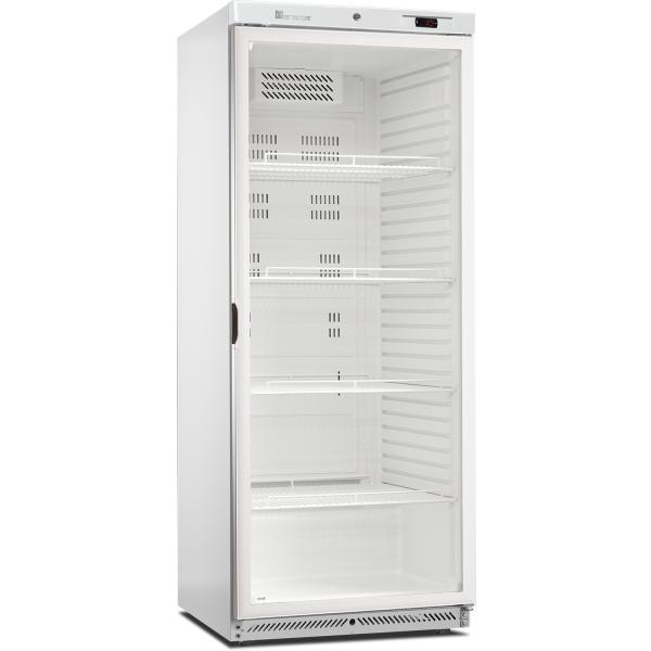 מקרר דלת 1 זכוכית לאחסון חיסונים ותרופות דגם AP-600 PV